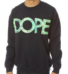 Dope Pullover Kleidung